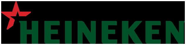 Das offizielle Logo von Heineken.