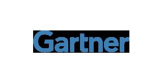 Gezeigt wird das offizielle Logo von Gartner