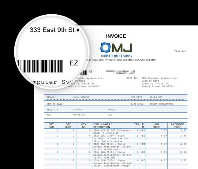 Esker cloud mail services