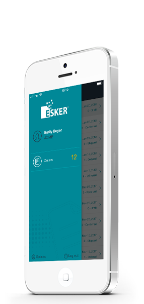 Esker's automation solution easily integrates with any ERP application