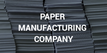 Paper Manufacturing Company