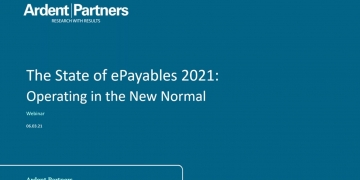 The State of ePayables 2021